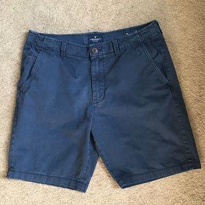 American Eagle Navy Blue shorts